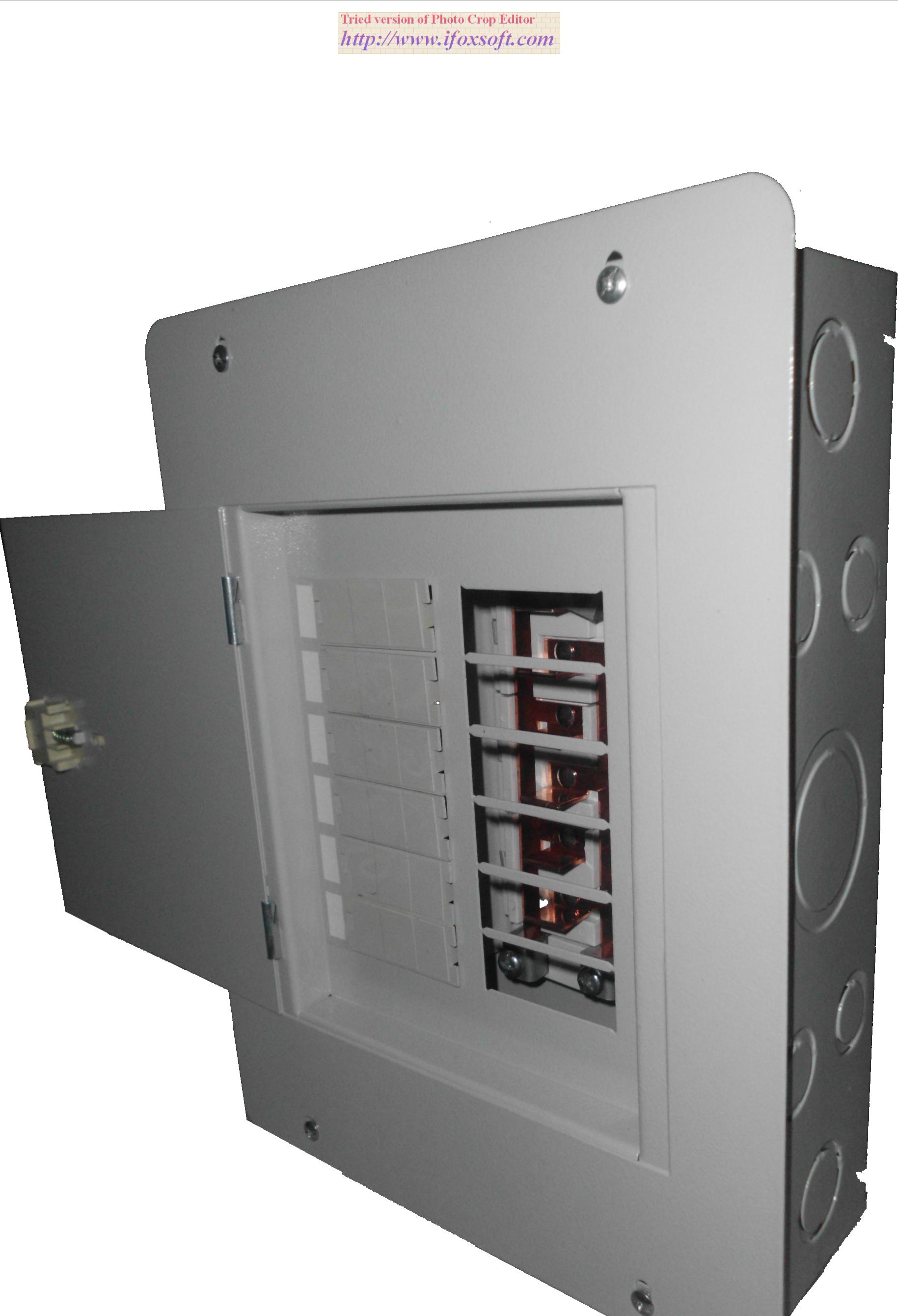 Serving C A Tablero Electrico Bifasico 12 Circuitos 120